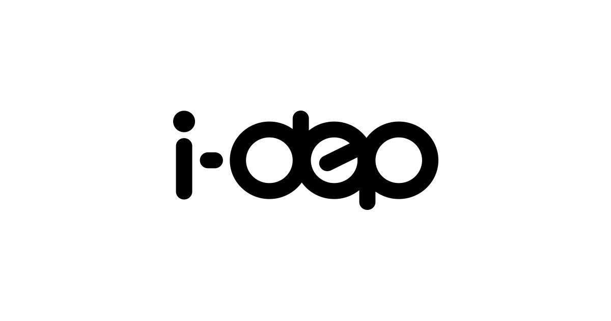i-dep Official Web Site
